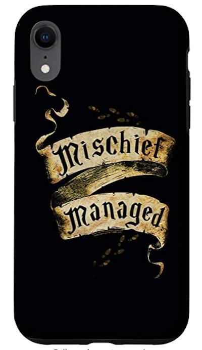 Mischief Managed iPhone