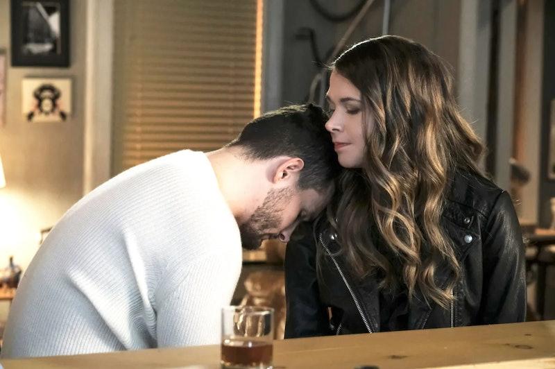 Liza & Josh in 'Younger' Season 5