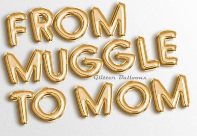 GlitterBalloons Harry Potter-Themed Balloons