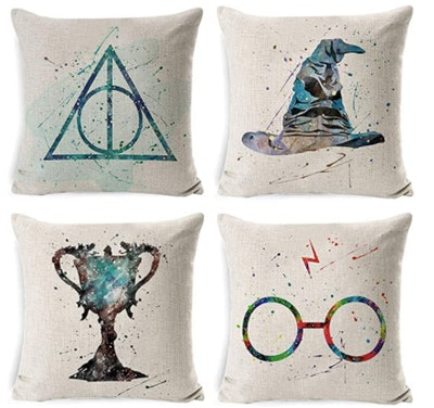 Harry Potter Decorative Pillowcases