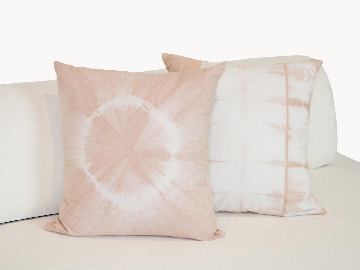 Tie-Dye Pillow Cover