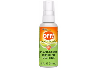 OFF! Botanicals Mosquito and Insect Repellent, 4 oz.