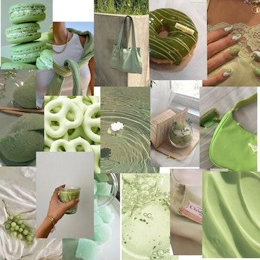 Sage Wall Collage Kit