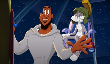 The 'Space Jam: A New Legacy' trailer is a treat for '90s kids.