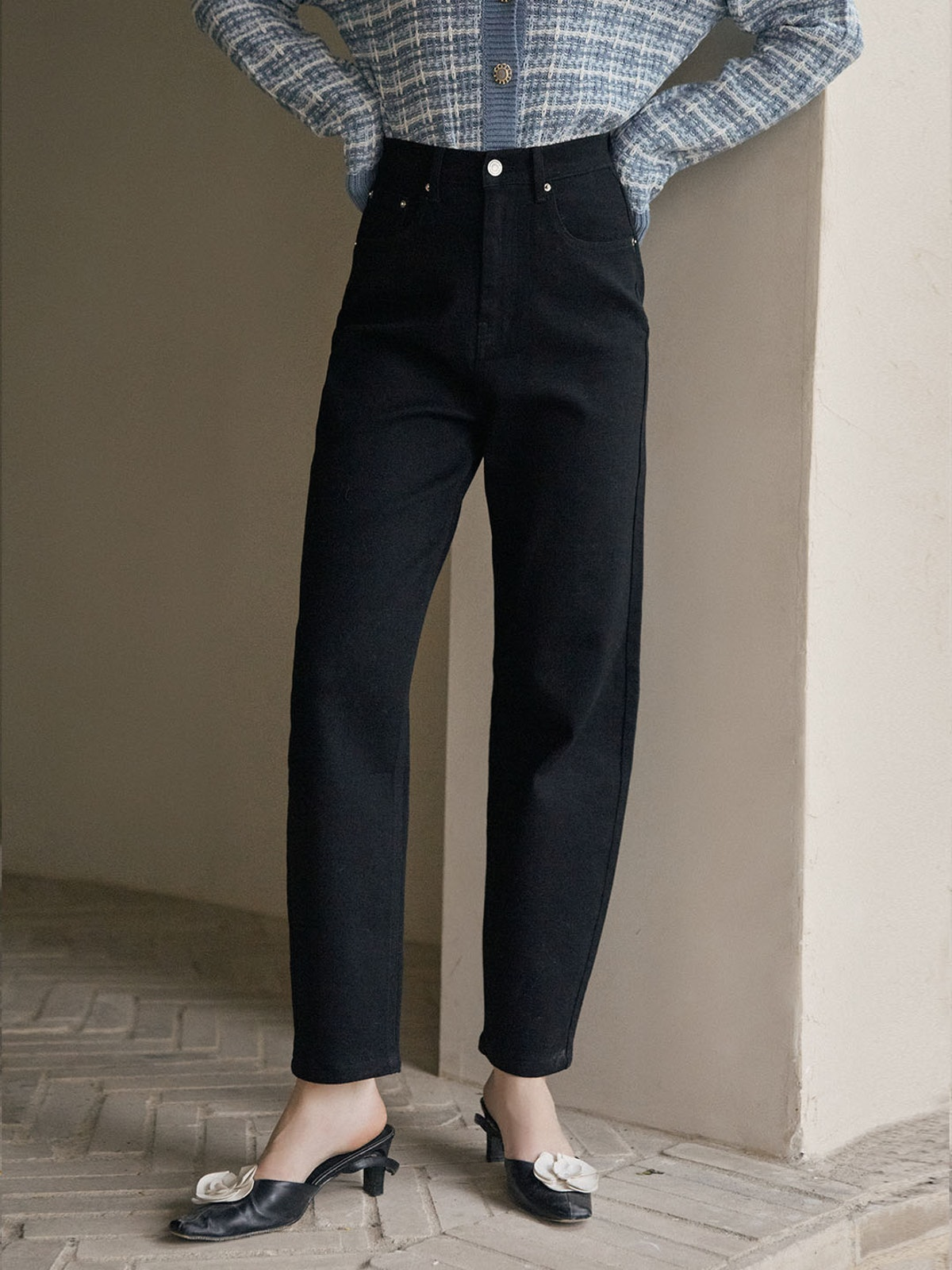 Evelyn Cotton Jeans