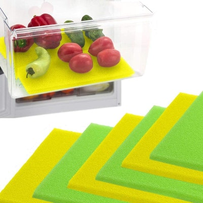 Dualplex Fruit & Veggie Life Extender Liner, 6 Pieces