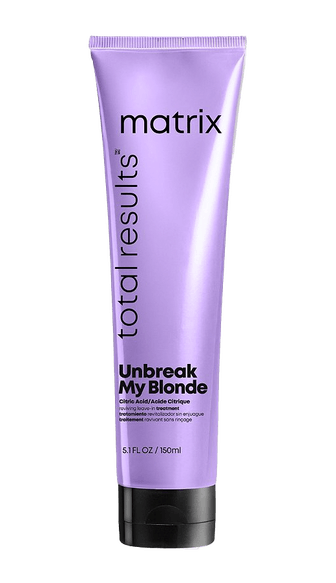 Total Results Unbreak My Blonde Reviving Leave-in Treatment