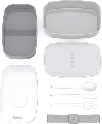 Bentgo Classic Stackable Bento Lunch Box Container
