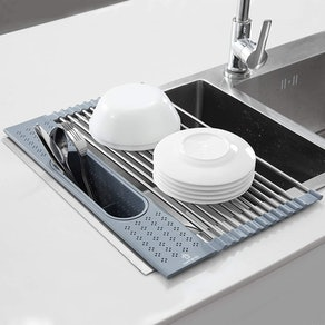 Befano Roll-Up Dish Drying Rack