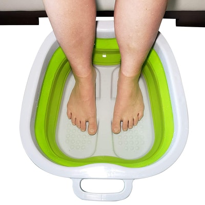 Lee Beauty Professional Large Foot Soaking Tub