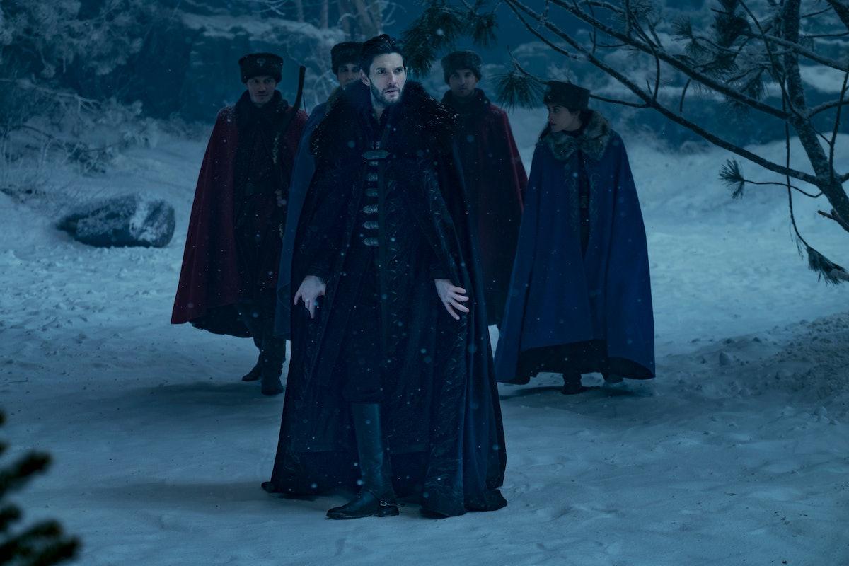 Ben Barnes as General Kirigan/The Darkling in Shadow and Bone.