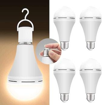 Neporal Emergency Light Bulb (4-Pack)