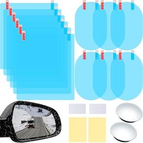 Boao Car Rearview Mirror Film (16 Pieces)