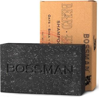 Bossman 4-in-1 Soap Bar