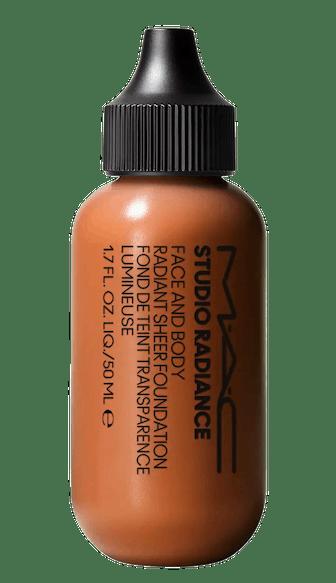 Studio Radiance Face & Body Radiant Sheer Foundation