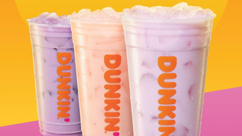 Dunkin's Coconut Refreshers are going to be available for quite a while.