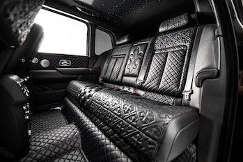 Chrome Hearts custom Drake Rolls-Royce