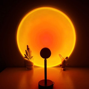 CORATED Sunset Lamp