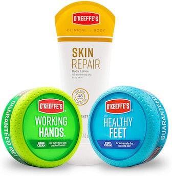 O'Keeffe's Skin Repair Variety Pack