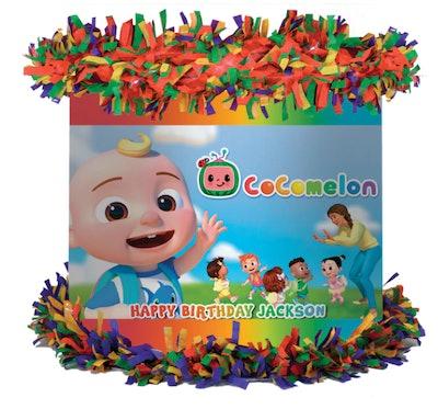 CoComelon Personalized Piñata