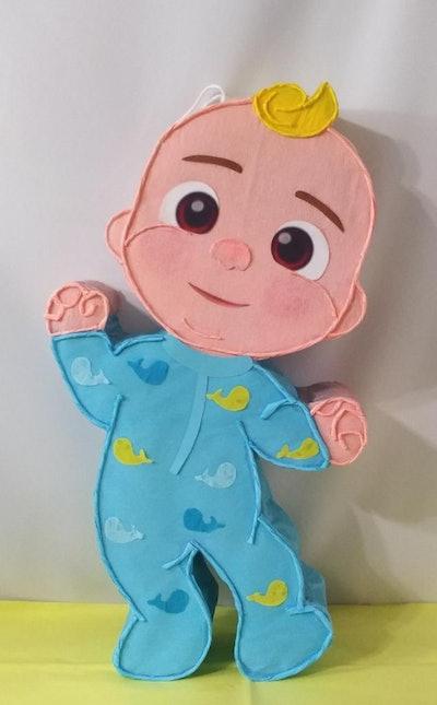 Baby JJ Inspired Piñata