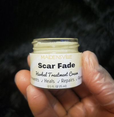 Scar Fade Herbal Treatment