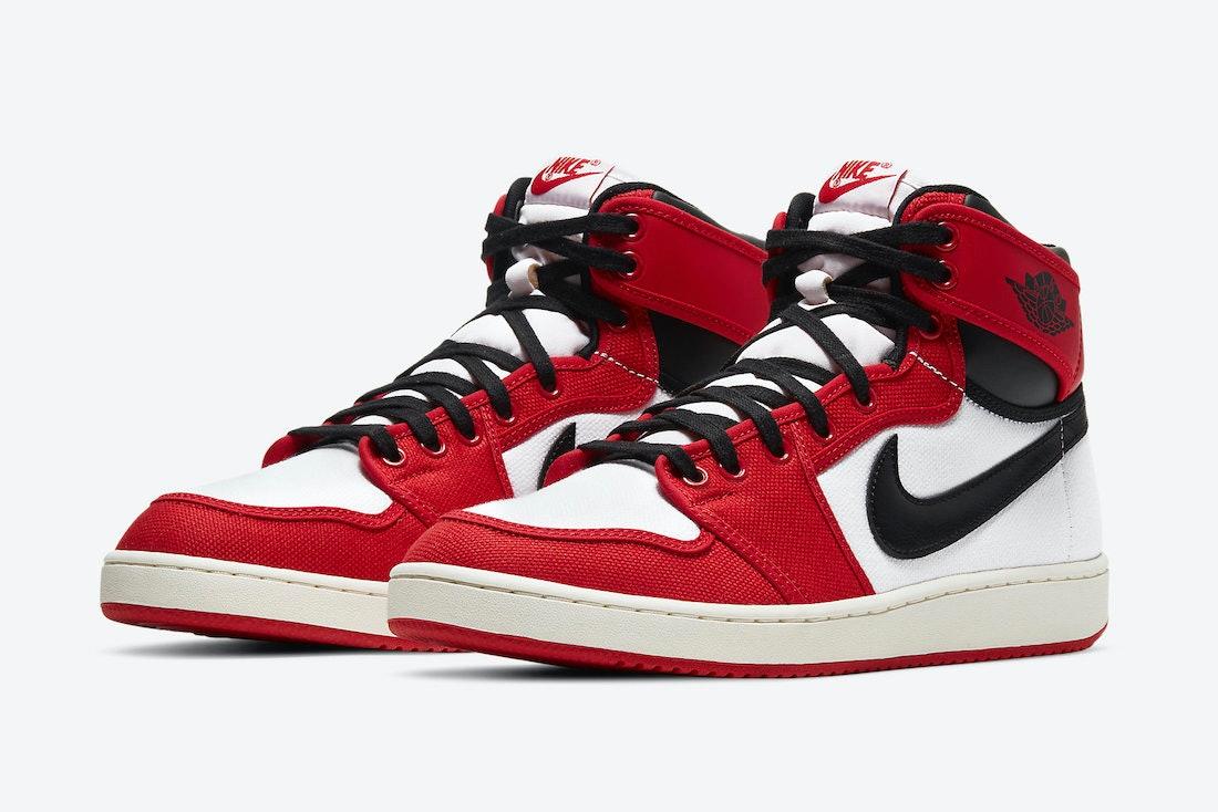 Nike's highly anticipated Jordan 1 KO 'Chicago' sneaker drops in May