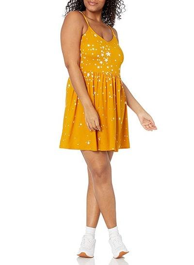 Wild Meadow Spaghetti Strap Easy Printed Dress