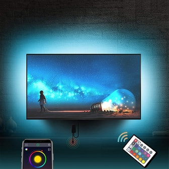 Nexillumi LED Lights for TV (60-75 Inch)