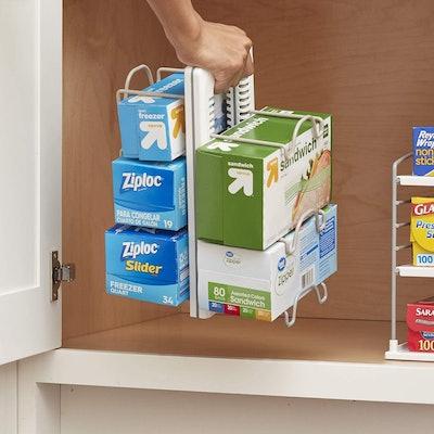 YouCopia Kitchen Wrap Organizer