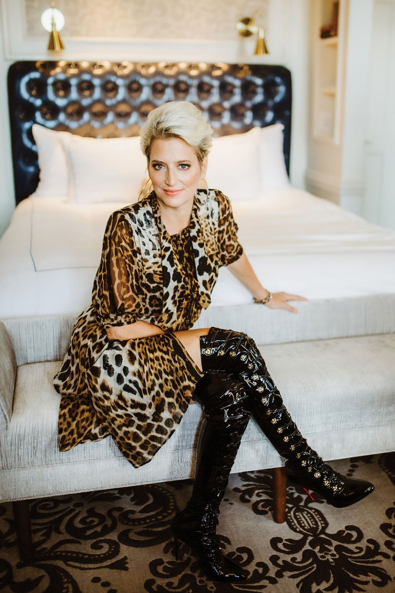 'RHONY' alum & 'Make It Nice' author Dorinda Medley