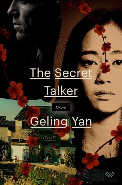 'The Secret Talker' by Geling Yan