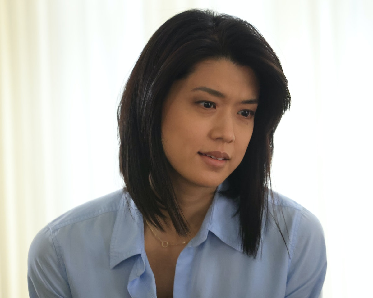 Grace Park as Katherine in A Million Little Things.