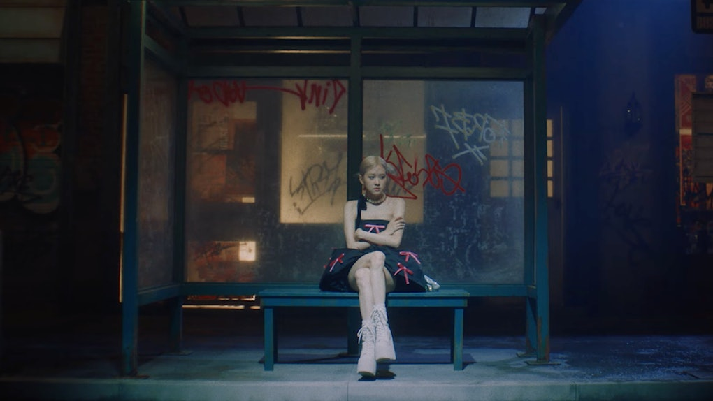 """Rosé from BLACKPINK released the music video for her debut solo single """"Gone."""""""