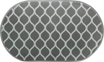 S&T Inc. Microfiber Pet Bowl Mat