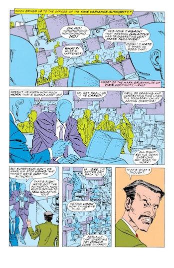 Mobius M Mobius Fantastic Four