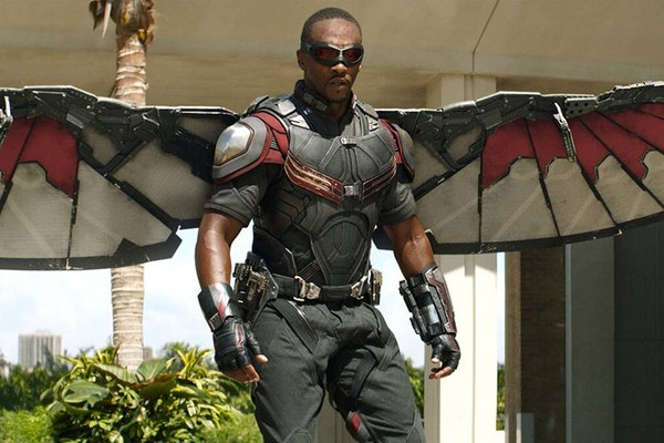 Falcon Quotes: Anthony Mackie As The Falcon In 'The Falcon And The Winter Soldier'