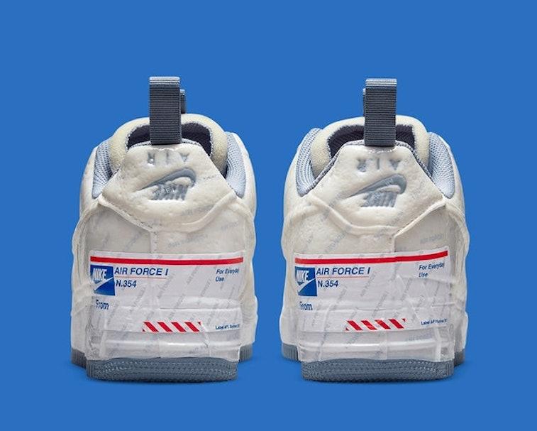 Nike Air Force 1 USPS Postal service