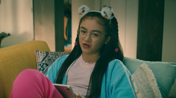 Anna Cathcart as Kitty in Netflix's 'To All The Boys' Series