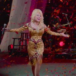 Dolly Parton stars in a MusiCares tribute concert on Netflix.
