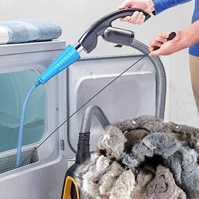 Sealegend Dryer Vent Cleaner Kit Vacuum Hose Attachment