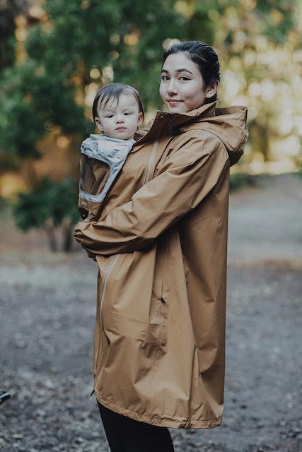 The North Face Japan MTY Pickapack Rain Coat