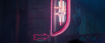 The Princess Bar in The Falcon and the Winter Soldier Episode 3