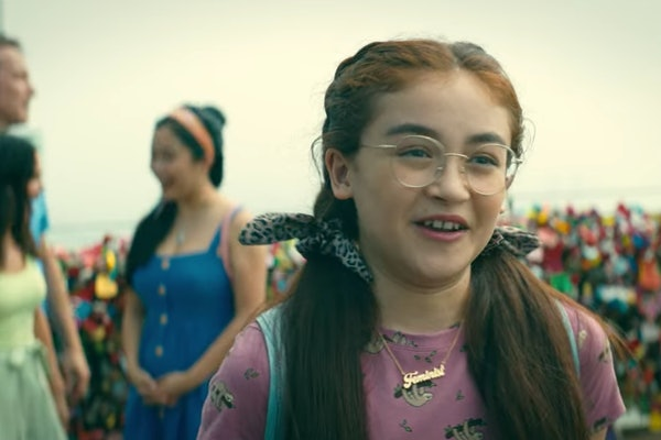 AnnaCathcart as Kitty in Netflix's 'To All The Boys I've Loved Before'