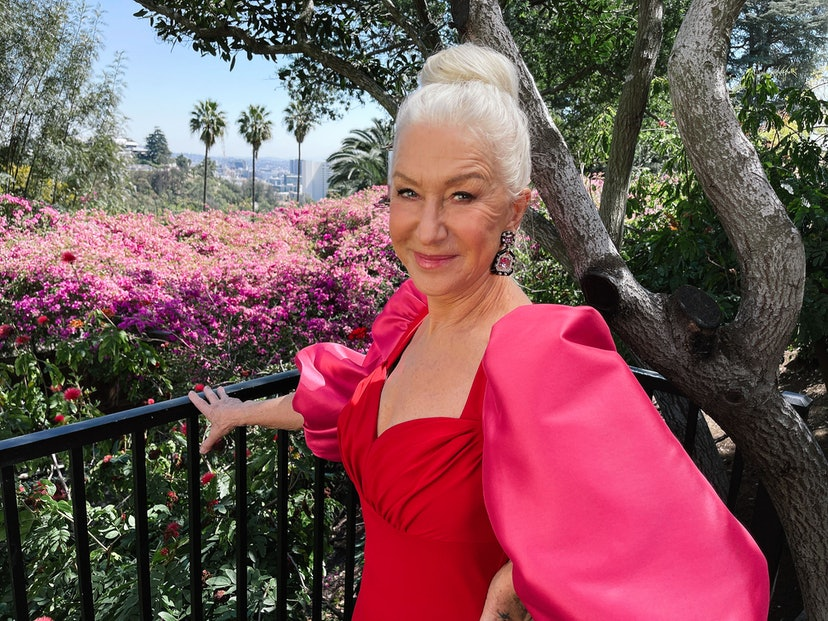 Helen Mirren 2021 SAG Awards