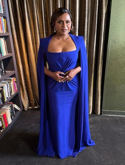 Mindy Kaling 2021 SAG Awards
