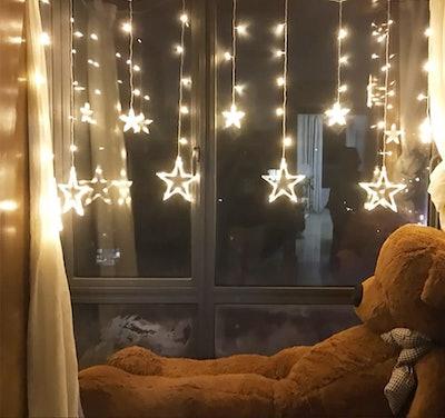 Twinkle Star LED Star Lights