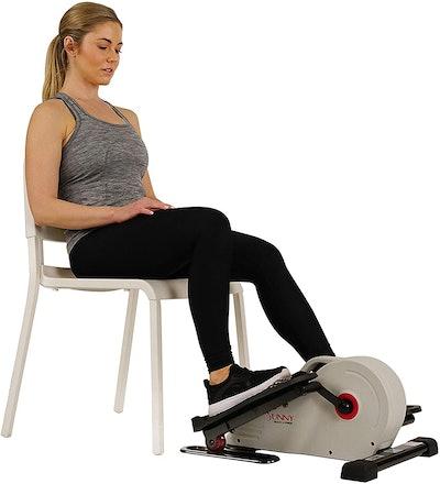 Sunny Health & Fitness Under Desk Elliptical Peddler