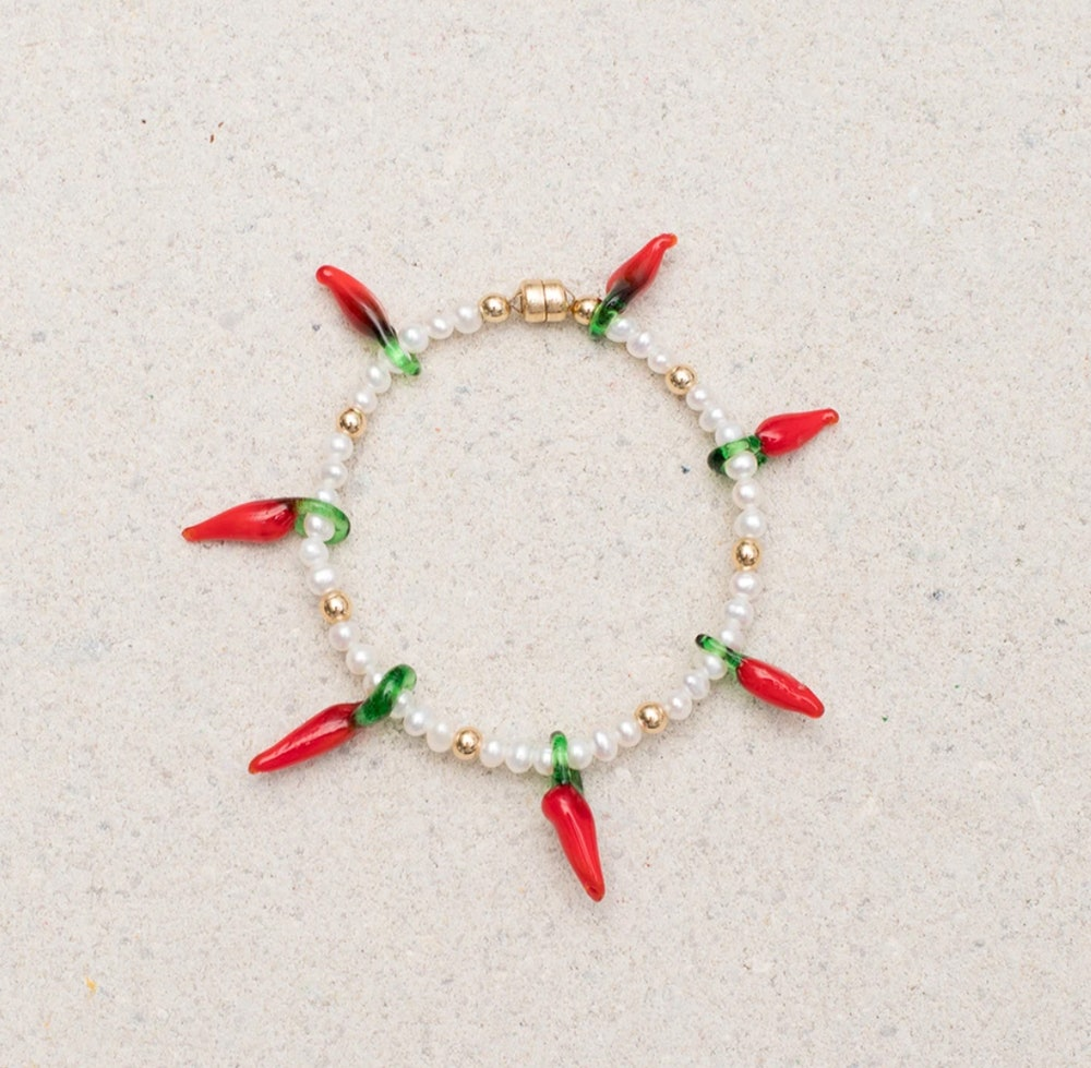 Hot Chili Bracelet