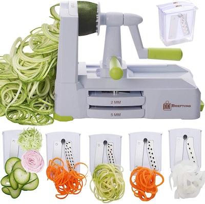 Brieftons Vegetable Spiralizer